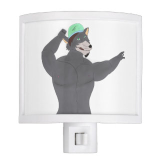 WOLF CAP LIGHT NIGHT NITE LIGHTS