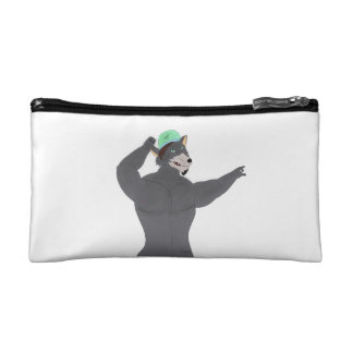 WOLF CAPE HAND KIT/WOLF CAP TRUSSES HAND MAKEUP BAG