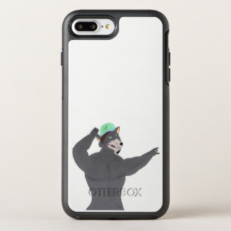 WOLF CAPE IPHONE SHELL /COQUE IPHONE WOLF CAP