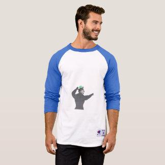 WOLF CAPE TEE-SHIRT BLUE/CAP WOLF T-Shirt