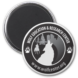 Wolf Center Magnet
