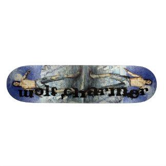 Wolf Charmer Fantasy Scateboard Skate Decks
