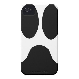 wolf claw iPhone 4 cover