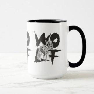 Wolf Combo Mug