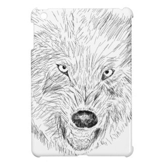 WOLF COVER FOR THE iPad MINI