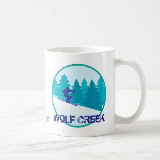 Wolf Creek Ski Circle Personalized Coffee Mug