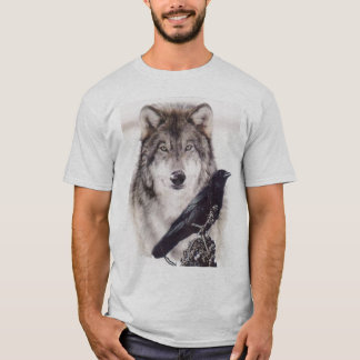 wolf-crow T-Shirt