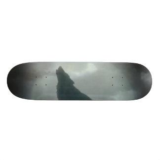 Wolf - Customized Skate Deck