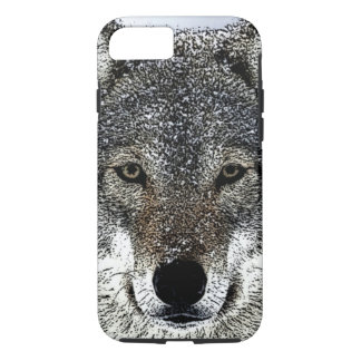 Wolf Eyes Case-Mate iPhone Case