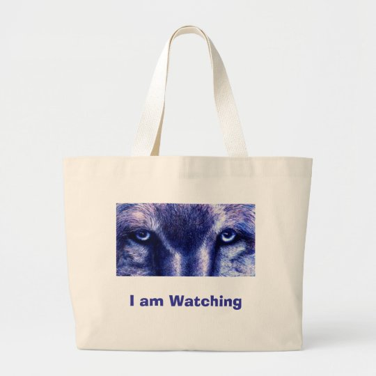 Wolf Eyes, I am Watching, Bag