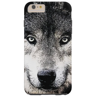 Wolf Eyes iPhone 6 Plus Case