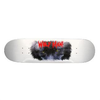 WOLF EYES Wildlife Fantasy Skate Boards
