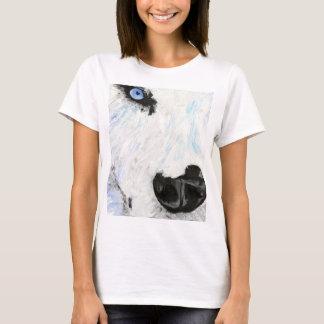 Wolf Face Women's T-Shirt