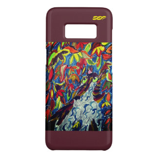Wolf fall art Case-Mate samsung galaxy s8 case
