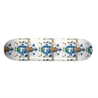 Wolf Family Crest Skateboards