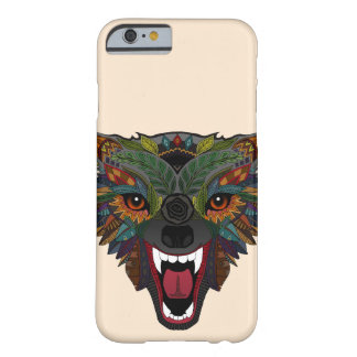 wolf fight flight ecru barely there iPhone 6 case