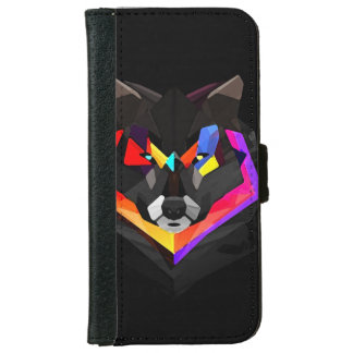 Wolf founds portfolio iPhone 6 wallet case