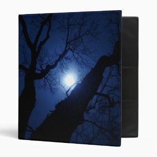 Wolf Full Moon binder