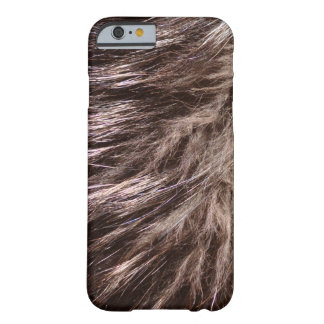 Wolf fur barely there iPhone 6 case
