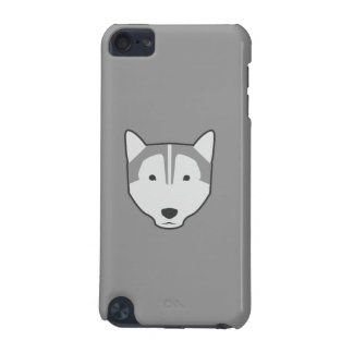 wolf gray ipod touch case