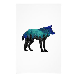 Wolf Haven Stationery