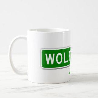 Wolf Hood Mug