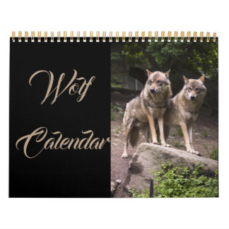 Wolf Howl Moon Stars Life Home Destiny Destiny'S Wall Calendars