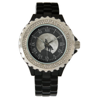 Wolf Howling Watch
