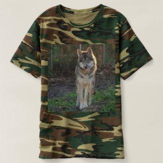 Wolf in sunlight t-shirt