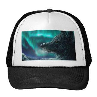 Wolf in the Night Trucker Hat