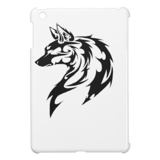 Wolf iPad Mini Cover