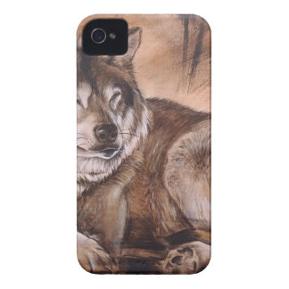 Wolf iPhone 4 Cases