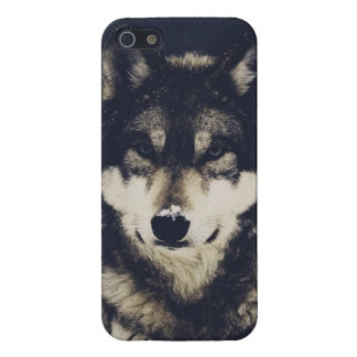 Wolf iPhone 5 Cases