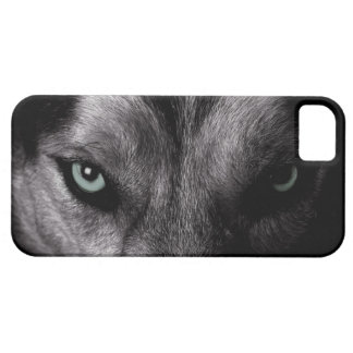 wolf iPhone 5 cover