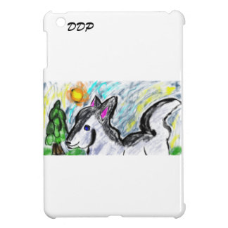 wolf love sun cover for the iPad mini