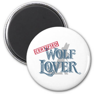 Wolf Lover Magnet