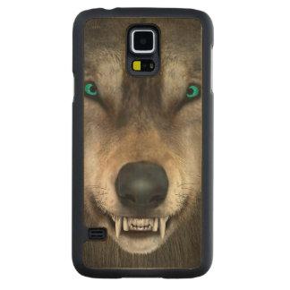 Wolf Maple Galaxy S5 Case