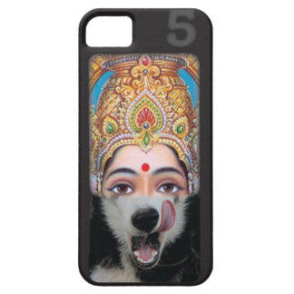 Wolf Mask Case For The iPhone 5