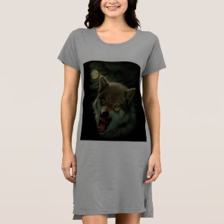 Wolf moon dress