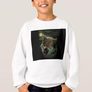 Wolf moon sweatshirt