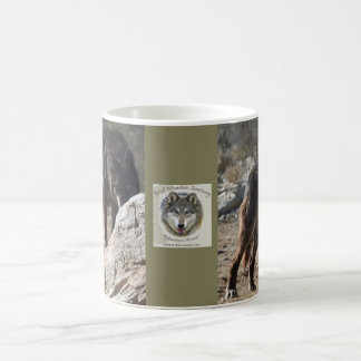 Wolf Mountain Sanctuary Wacipi Coffee Mug