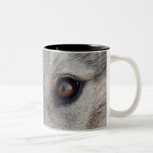 Wolf Mug Coffee Cup Cool Wild Dog Cups Gifts Zazzle
