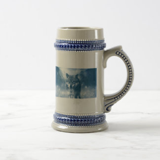 Wolf Office Home Personalize Destiny Destiny'S Beer Stein
