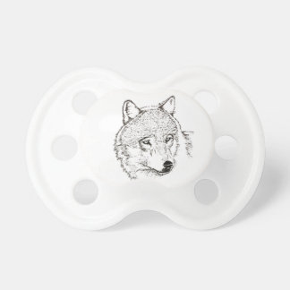 Wolf Pacifier