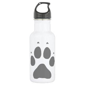 Wolf Paw 532 Ml Water Bottle