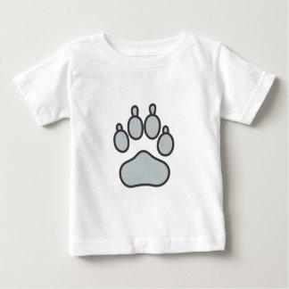 Wolf Paw Baby T-Shirt