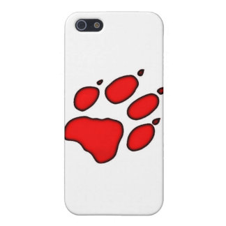 wolf_paw iPhone 5/5S cases