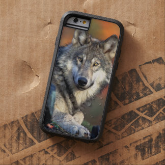 Wolf Photograph Image Tough Xtreme iPhone 6 Case