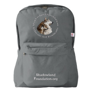 Wolf Play Backpack