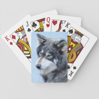 Wolf Playing Card Deck